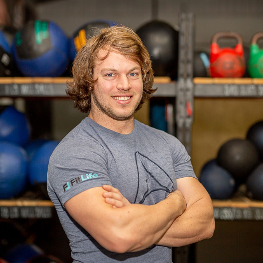 Brian - FitLife Paarl - Coach & Personal Trainer