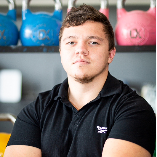 JP Jordaan - FitLife The Yard - Coach & Personal Trainer