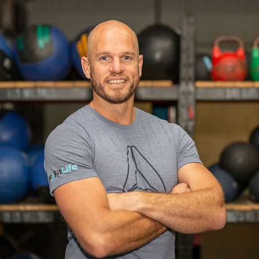 MT - FitLife Paarl - Coach
