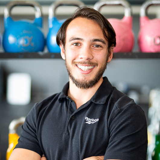 Zach Snyman - FitLife The Yard - Coach & Personal Trainer