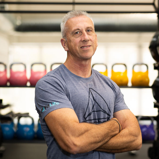 John McGrath - FitLife The Yard - Owner & Coach